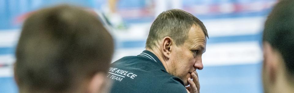 Dyscyplina, dyscyplina, dyscyplina! Tomasz Strząbała wraca do Kielc!