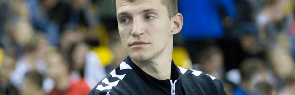 Uladzislau Kulesh zagra w meczu z Mielcem!