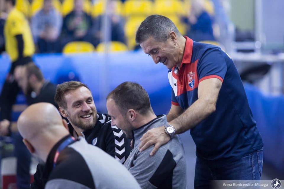 8. kolejka LM: PGE VIVE Kielce - HC Meshkov Brest