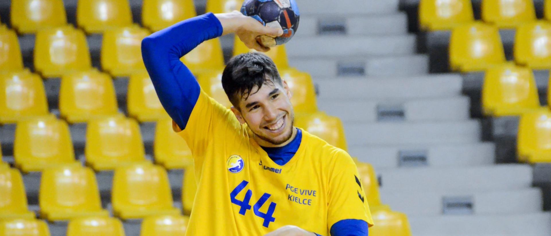 Daniel Dujshebaev fot. Yvette Kunushevci