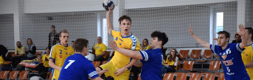 Juniorzy rozpoczynają walkę w ćwierćfinale mistrzostw Polski!