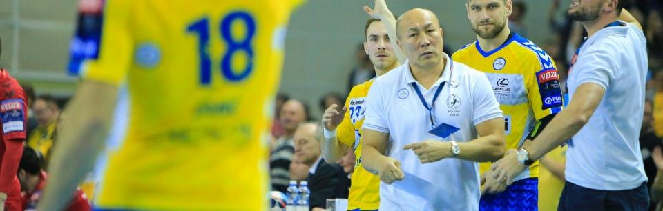 T. Dujshebaev: Nie jest łatwo grać tylko trzema rozgrywającymi