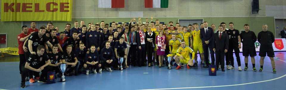Piękne zakończenie Turnieju Przyjaźni Polsko-Węgierskiej!