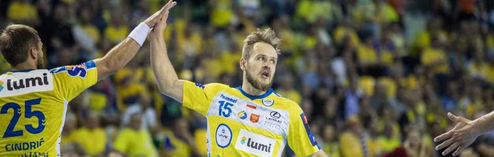 M. Jachlewski: Naszym największym atutem była gra u siebie!
