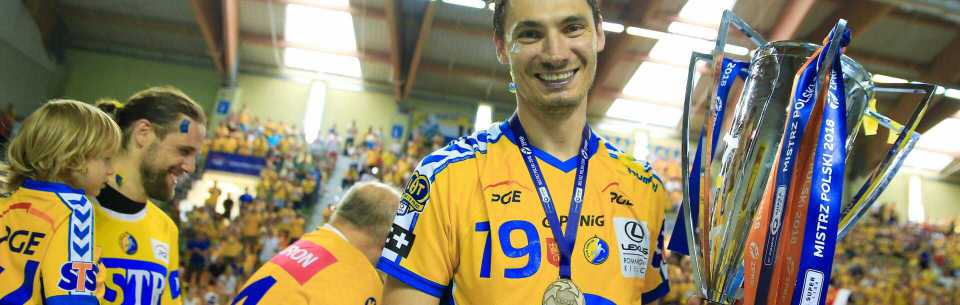 Trophy Tour w Kielcach podczas meczu z Głogowem