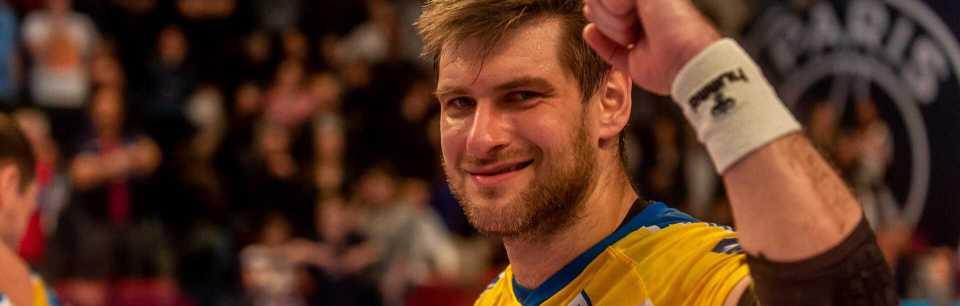 Julen Aginagalde w drużynie All-Star Ligi Mistrzów!