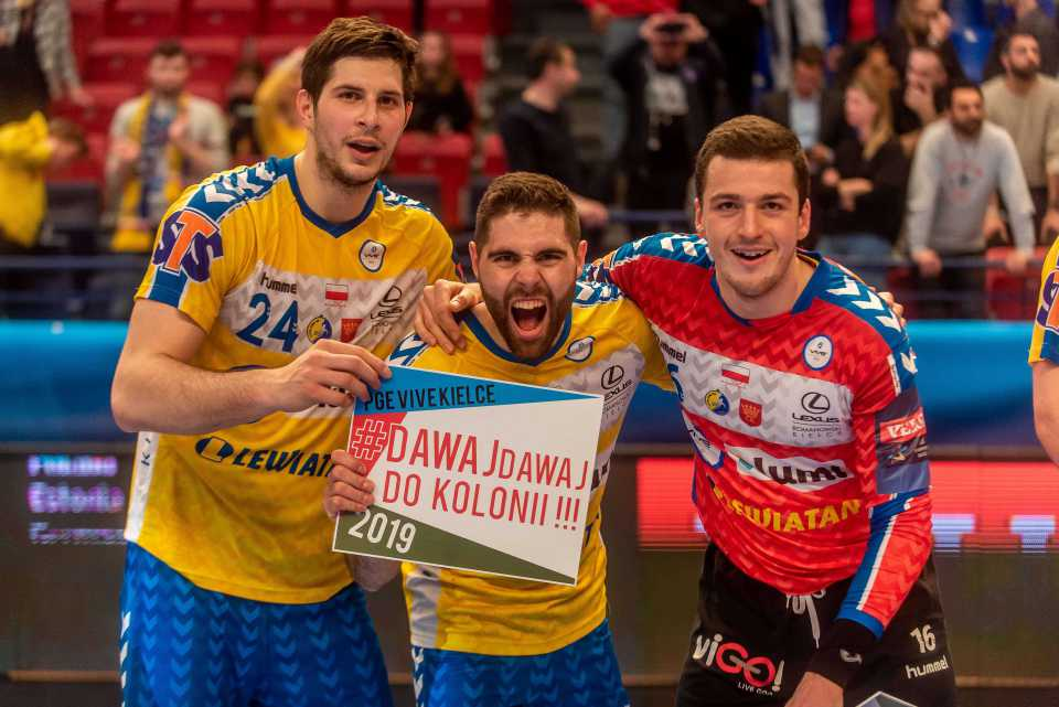 Czwarty w historii awans do VELUX EHF FINAL4!