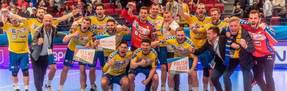 Losowanie par półfinałowych VELUX EHF FINAL4