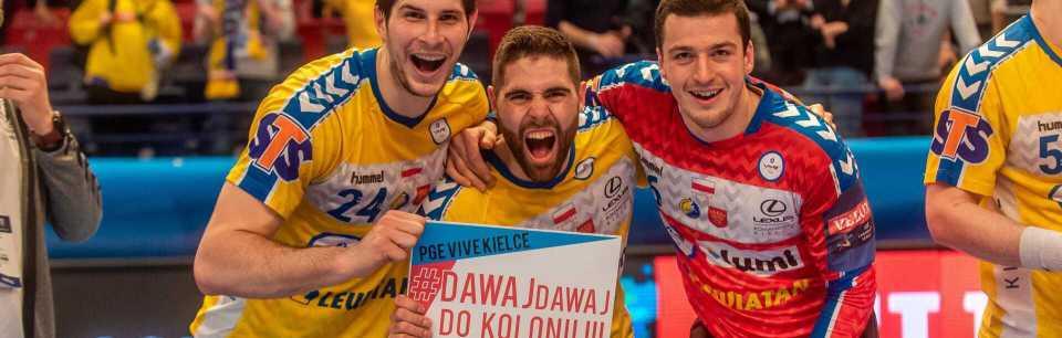 Losowanie biletów na VELUX EHF FINAL4!
