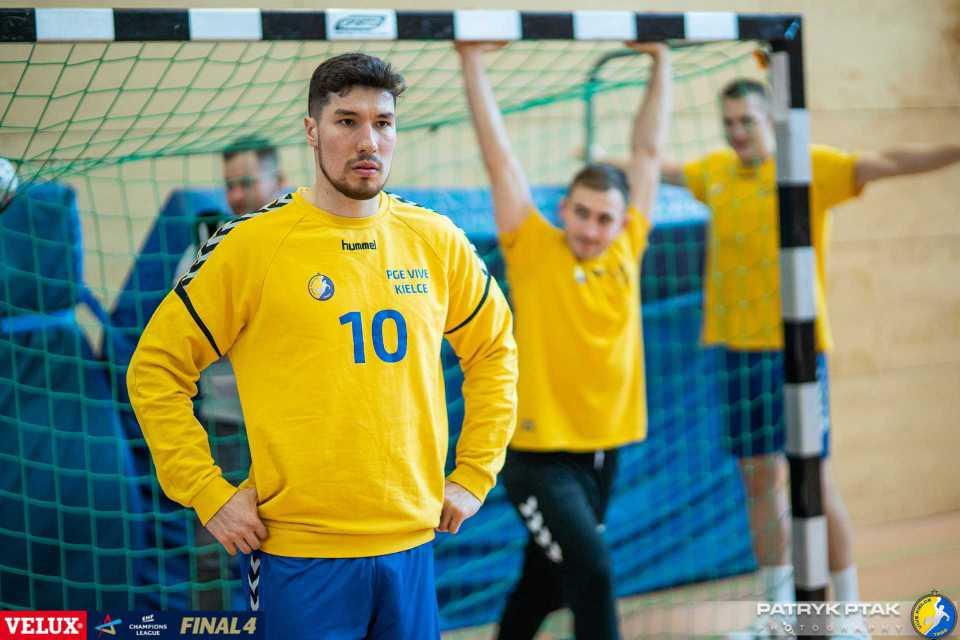 Ostatni trening PGE VIVE Kielce przed Final4