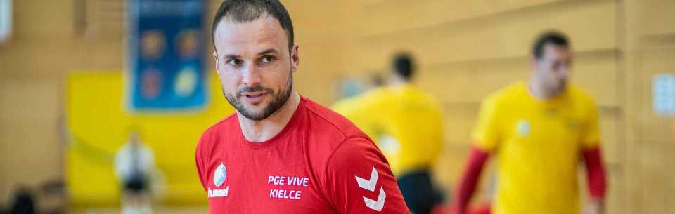 Uros Zorman stays in Kielce!