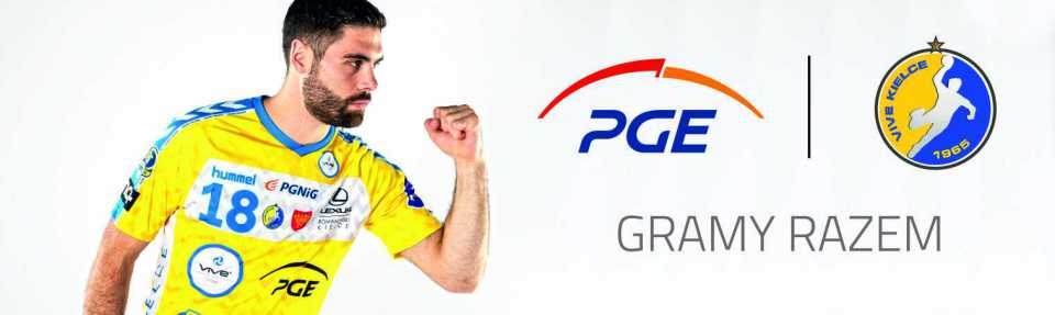 PGE - title sponsor for the next 2 years!