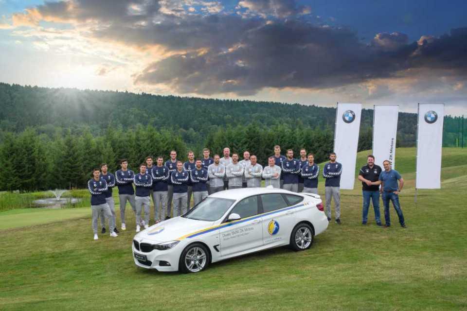 Prezentacja BMW ZK Motors