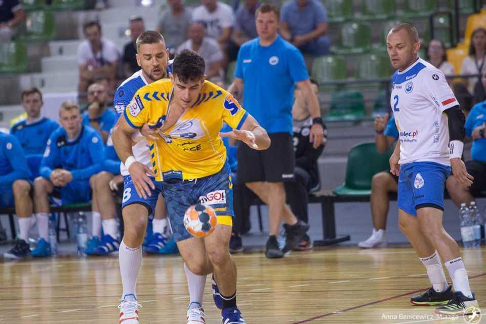 1. seria SL 2019/20: PGE VIVE Kielce - SPR Stal Mielec