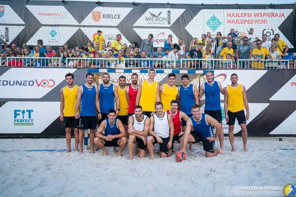 Inauguracja sezonu 2019/20: beach handball