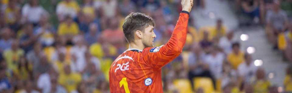 Świetny mecz Mateusza Korneckiego w Argentynie!