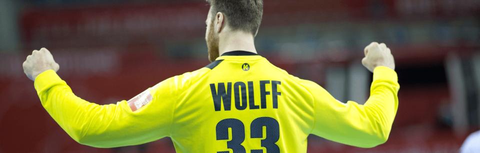 Bardzo dobry występ Andreasa Wolffa w meczu z Chorwacją