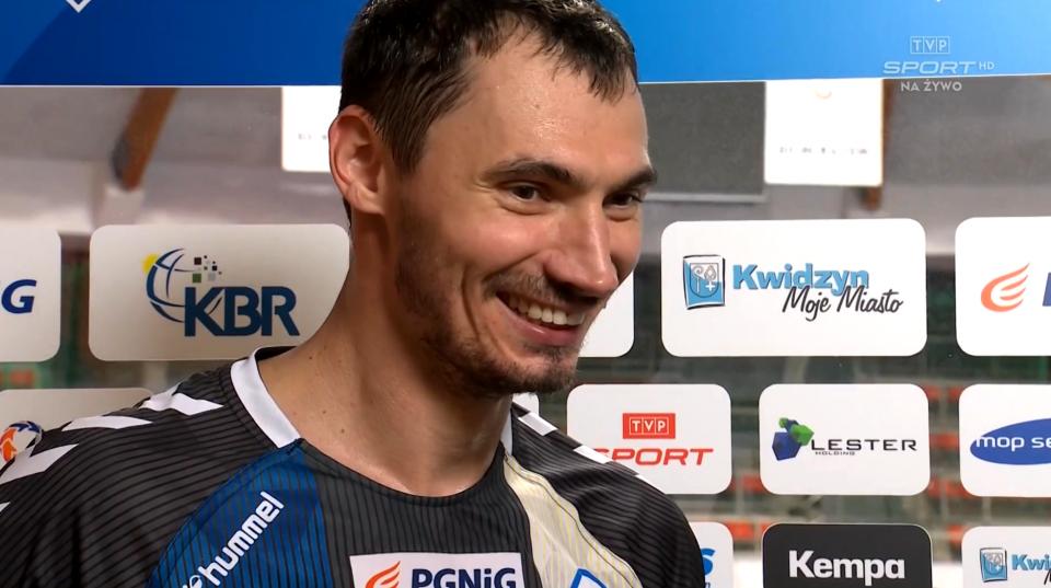 K. Lijewski: Zatęskniliśmy za grą w piłkę (wideo)