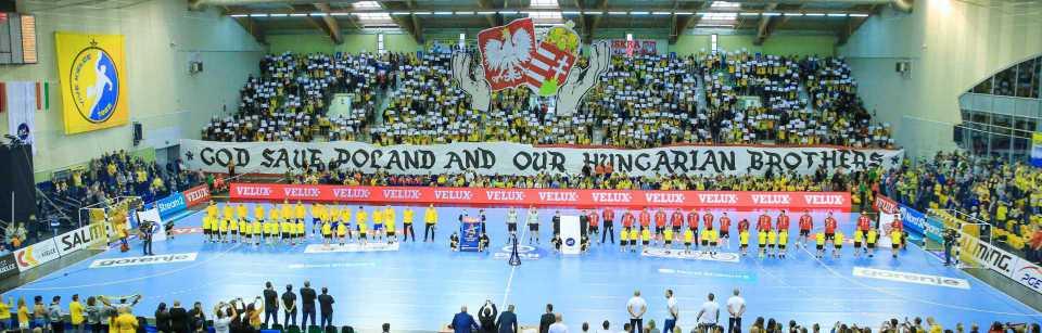 EHF pod wrażeniem kieleckich kibiców!