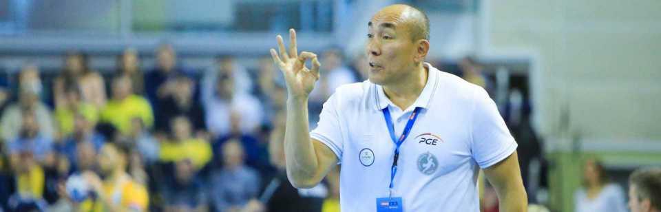 T. Dujshebaev: Jestem bardzo zadowolony z postawy młodych zawodników
