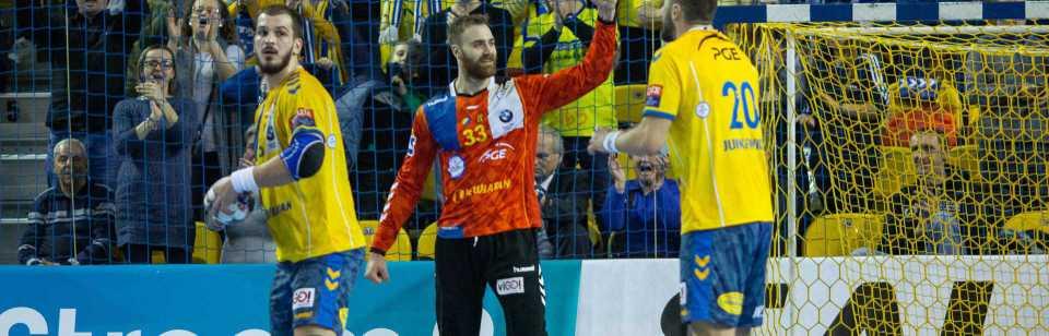 Andi Wolff znów zachwycił EHF!