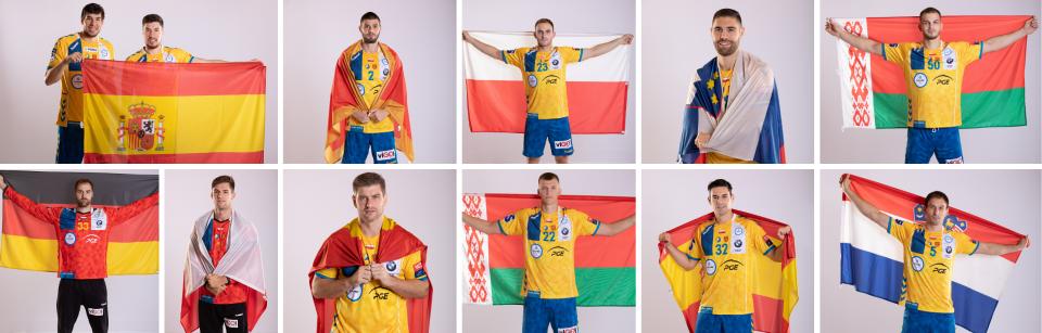 12 zawodników PGE VIVE w mistrzostwach Europy 2020!