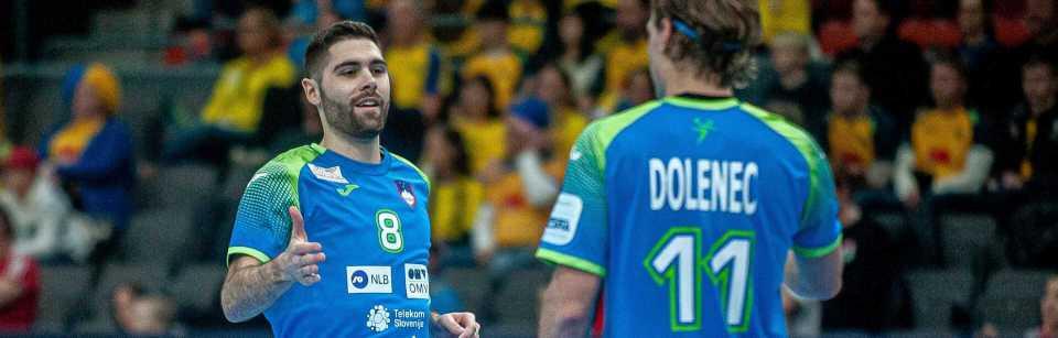 Blaž Janc i Igor Karačić pewni awansu do rundy głównej EHF EURO 2020!