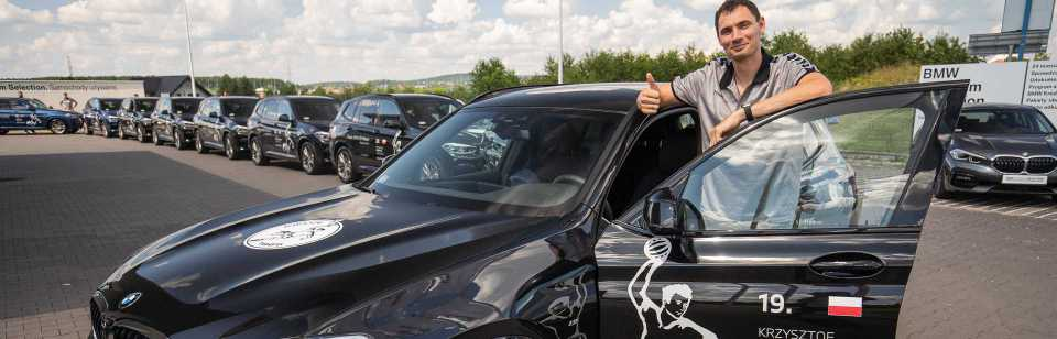 Mistrzowie Polski z nowymi samochodami od BMW ZK Motors!