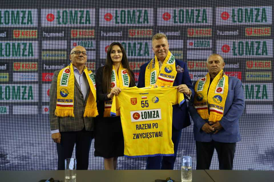 Jesteśmy Łomża Vive Kielce!