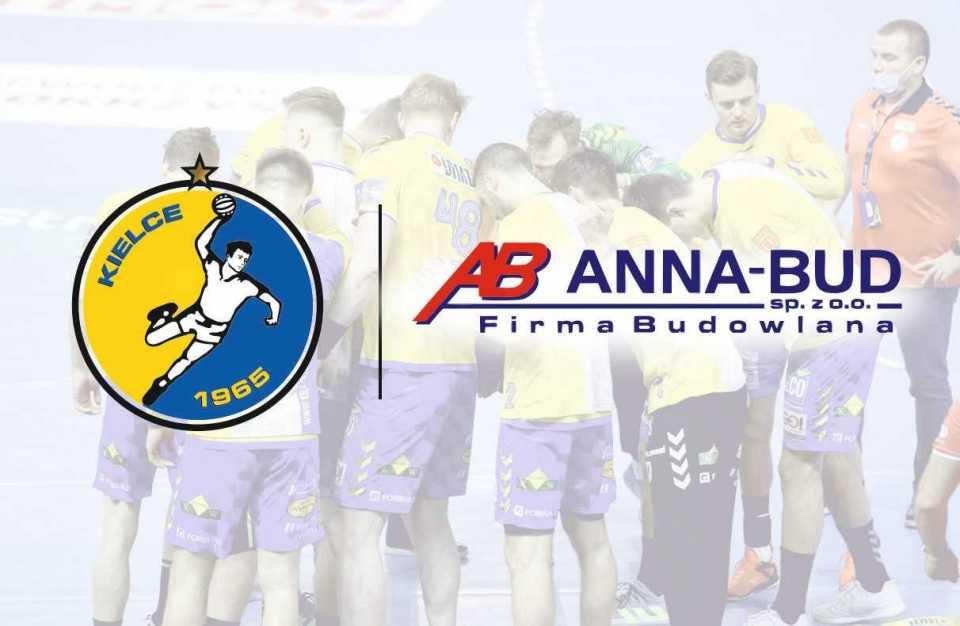 Anna-Bud nowym sponsorem klubu!