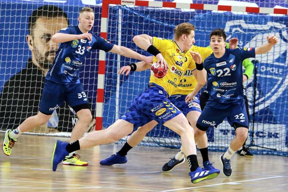 Skrót meczu z Gwardią Opole