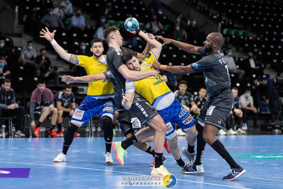 Zwycięska walka w Nantes!