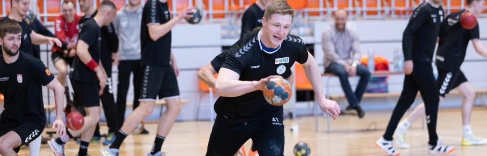 Trenujemy razem z AZS UJK Kielce!