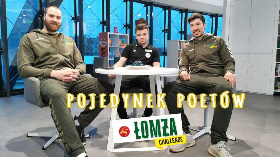 #7 Łomża Challenge: pojedynek poetów