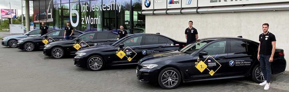BMW ZK Motors Partnerem Motoryzacyjnym Mistrzów Polski na kolejne dwa lata!