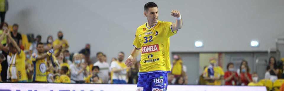 A. Fernandez: Będę powtarzał dzieciom, że byłem zawodnikiem Kielc