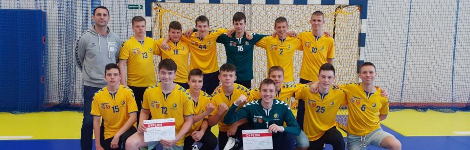 Młodzicy na czwartym miejscu w Polsce