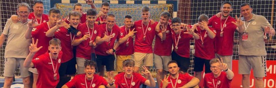 Juniorzy młodsi z brązowym medalem!