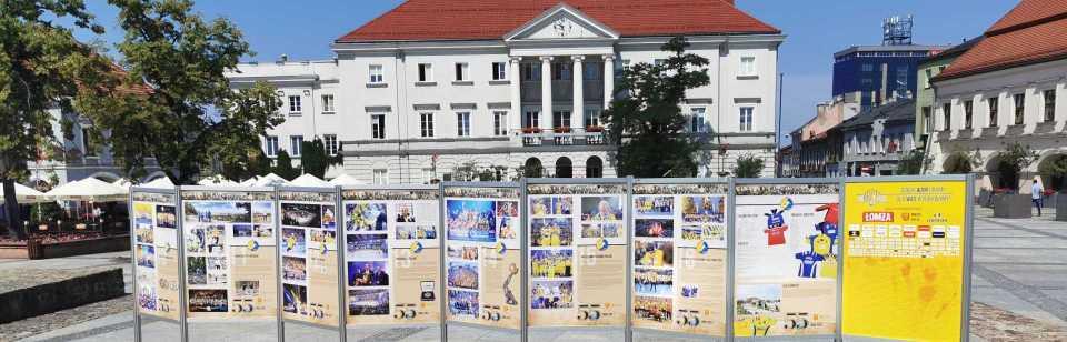 Wyjątkowa wystawa w centrum Kielc!