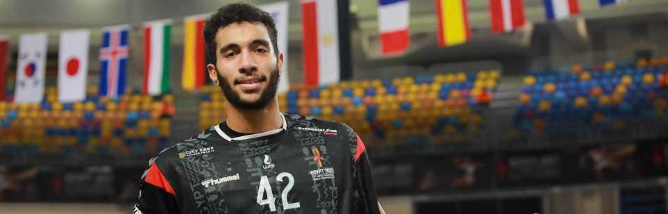 Pierwszy Egipcjanin w historii klubu!